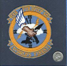 Original 539th FIS USAF F-106 Delta Dart F-86 Fighter Interceptor Squadron Patch