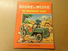 STRIP / SUSKE EN WISKE 93: DE SNORRENDE SNOR | Herdruk 1972