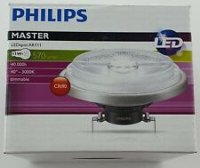 Philips Master LED AR111 Spot 11 = 50W 570 LUMEN 40D 3000K WARM WHITE DIMMABLE