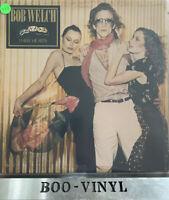 BOB WELCH Three Hearts 1979 UK VINYL LP  Stevie Nicks Fleetwood Mac Ex Con