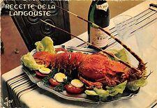 BR076 Recette de la langouste   france
