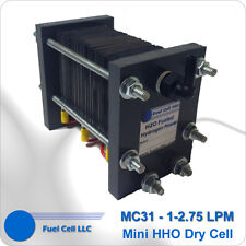 HHO DRY CELL 316L 31 PLATES - HYDROGEN GENERATOR