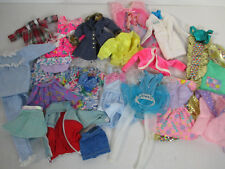 Barbie Doll Clothes Ballet Dress Mermaid PJ's Dentist Coat Bikini Vtg Lot of 23