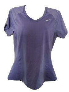 NIKE RUNNING DRI-FIT SIZE M PRETTY LILAC COLOUR EXCELLENT CONDITION