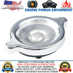 2062 Valve Cover and Oil Filler Cap Fits Twist-in Style Chrome Plated Steel New