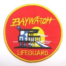 """Baywatch Logo Nähen Eisernen auf Aufnäher Stickerei Applikation Patch 3"""""""