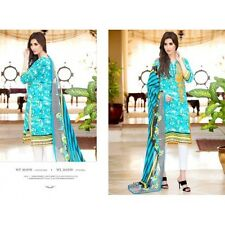"""2 Piece """"Zeen"""" Embroidered Designer Suit By Cambridge Summer Collection"""