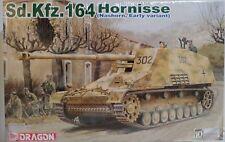 """Dragon Models 1/35 scale kit 6165, Sd.Kfz. 164 """"Hornisse""""."""