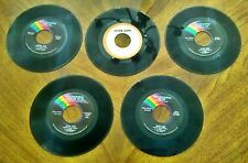 Lot of 5 Elton John 45 rpm records