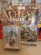 Marvel Comics Eaglemoss Scorpion Marvel Chess Piece #84 and Mag!