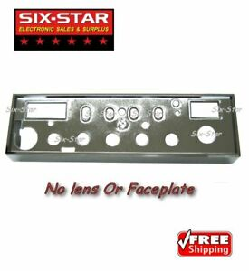 Front Bezel Fits Cobra 148GTL Front Or Side Mic CB 10 Meter Radio No FacePlate