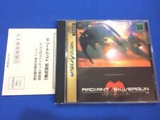 Radiant Silvergun Sega Saturn SS Japan JP