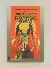 Bill Pronzinis Horror Welt Ullstein Verlag Buch