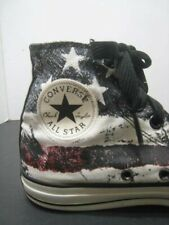 New listing Chuck Taylor Converse All Star High Top Destroyed American Flag Usa Men's 7.5