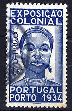 Il Portogallo 1938 ESPOSIZIONE COLONIALE 1e60c. BLU SG 880 VFU