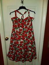 Rockabilly Dress Sz 16