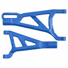 RPM Blue Front Left A-arms for the Traxxas Summit Revo photo