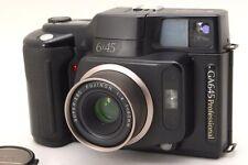 Near MINT Fujifilm Fuji GA645 Pro 6x4.5 Medium Format w/60mm f4 Case from Japan