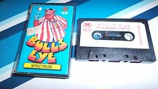 BULLS EYE  for the Sinclair Zx Spectrum 48.128. TESTED, RARE GAME.