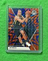 JOE INGLES MOSAIC PRIZM BLUE CARD UTAH JAZZ 2019-20 PANINI MOSAIC BASKETBALL