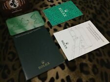 ROLEX SET 4X DAYTONA (booklet,calendar...) 116520 116523 116528 ENG 11.2002