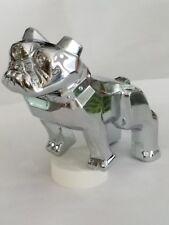 Mack Truck Bulldog Chrome Hood Ornament NEW OLD STOCK - Mint, POINTED EARS  RARE