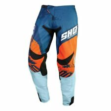Shot Contact MX Pants Adult - Shadow Blue Orange 2020 UK Stock NEW