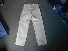 """Dockers Field Khaki Straight Fit Jeans Waist 30"""" Leg 32"""" Faded Beige Mens Jeans"""