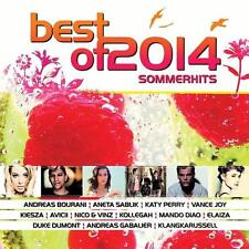 Various - Best of 2014 - Sommerhits