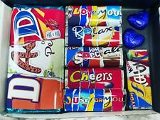 Birthday Gift For Him Novelty Fun Wrapper Chocolate Hamper Gift Box Dad