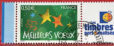 France - Stamp Custom n° 3724 A - Meilleurs Voeux 44m67