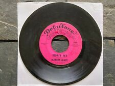 Marsha Maye I'M Not Too Young/Didn'T We 45 Record Item #4291