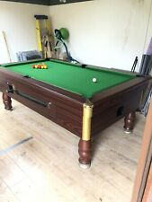 Pool Tables Reconditioned