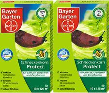 Bayer  Schneckenkorn Protect 2 x 750g =1500g