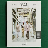 [Pre-Owned/ No Photocard] The Rose 2nd Mini Album - Dawn Genuine Kpop