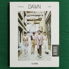 [Pre-Owned/ No Photocard] The Rose 2nd Mini Album - Dawn Geunine Kpop