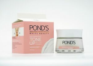 50g POND'S WHITE BEAUTY INSTABRIGHT TONE UP MILK CREAM UVA/UVB FILTER VITAMIN B3
