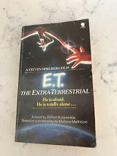 Acceptable - E.T. The Extra Terrestial - William Kotzwinkle 1982-01-01   Sphere