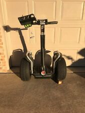 Segway X2 Off Road with Golf Turf Tires and Score Card Holder