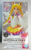 Banpresto Sailor Moon Eternal GLITTER & GLAMOURS SAILOR MOON normal Figure 23cm