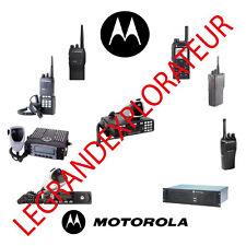 Ultimate MOTOROLA Ham Radio Repair Service  Manuals (390 PDFs Manual s on DVD)