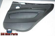 BMW E70 + LCi X5 RIGHT REAR DOOR CARD BLACK 51427244416