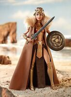 Wonder Woman Barbie Queen Hippolyta Doll - NEW & SEALED!