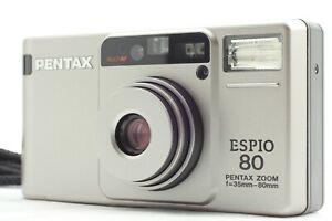 [NEAR MINT] Pentax Espio 80 Zoom Point & Shoot 35mm Film Camera From JAPAN