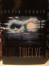 THE TWELVE JUSTIN CRONIN SIGNED & LIMITED HARDCOVER CEMETERY DANCE