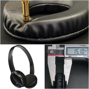 Thick Soft Leather Ear Pads Foam Cushion EarMuff For Philips SHB4000 Headphone
