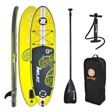 ZRAY X1 9.9 SUP Board Stand Up Paddle Surf-Board aufblasbar Paddel ISUP 297cm