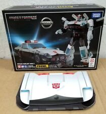 TAKARA TOMY TRANSFORMERS MP-17+ PLUS PROWL with COIN MASTER PIECE ACTION FIGURE