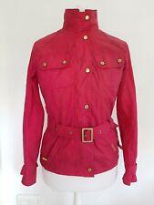 BARBOUR IGNITE Belted Size 12 Lightweight Summer Jacket
