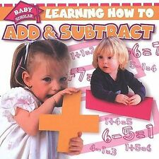 Learning How to Add & Subtract
